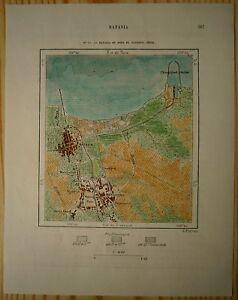 1889-Perron-map-BATAVIA-amp-PORT-OF-TANJUNG-PRIOK-JAKARTA-INDONESIA-79