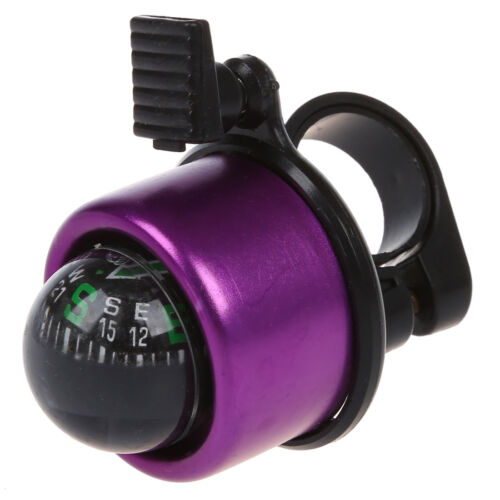 MTB Fahrrad Lenkstange-Bell-Bell Ringing Fahrradklingel mit Kompass Gradien R2R4