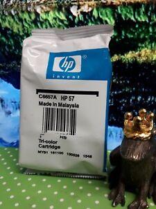 HP-57-Tri-Color-Ink-Cartridge-OEM-No-box-SEALED-ST-F4