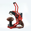 Balle-Logo-Impression-SPORTS-Football-Chaleur-Presse-Sublimation-Machine-BP-10 miniature 1
