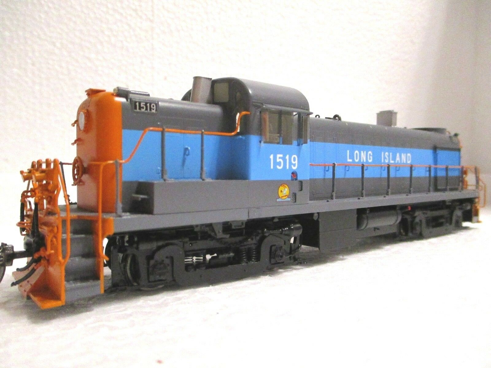 Division Point Brass HO Scale - Long Island Railroad Alco RS2  1519