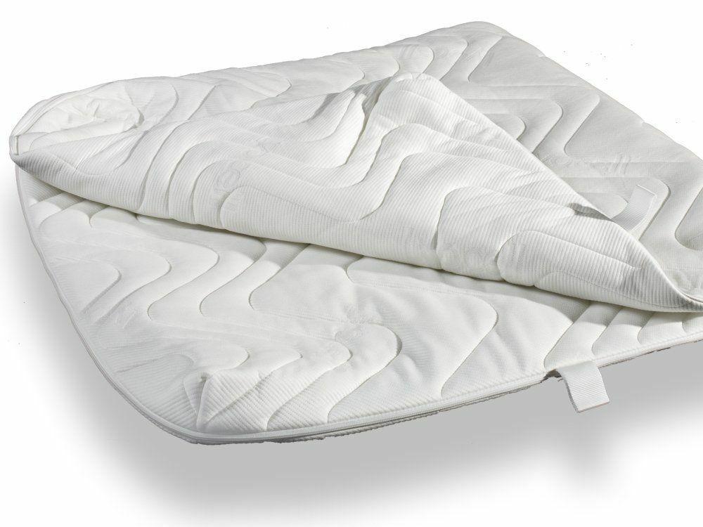 Ergomed® Matratzen Schutz Hülle Bezug Ersatzbezug Schoner Lyocell versteppt