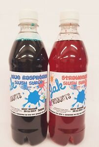 2-x-500ml-BOTTLES-SLUSH-PUPPY-SYRUPS-SNOW-CONE-SYRUPS-PICK-YOUR-OWN-FLAVOURS