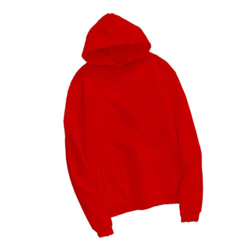 Mens Womens Fleece Hoodie Sweatshirt Hooded Pullover Casual Warm Gym Tops
