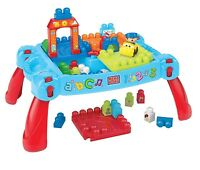 Kids Activity Table Child Multi-functional Learn Toy Baby Play Constructor