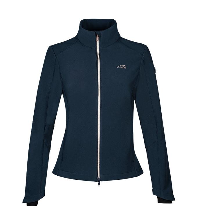 Equiline Ixoria daSie softshell jacket Navy Blau Größe L