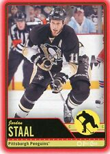 12/13 O-Pee-Chee Red Parallel #467 Jordan Staal
