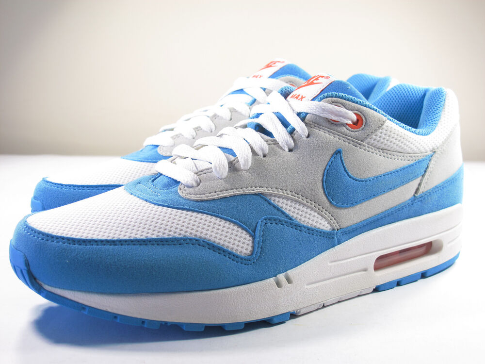 DS NIKE 2009 AIR MAX 1 SCUBA Bleu 9.5 ATMOS PATTA INFRARED SAFARI 90 CAMO 95 EM