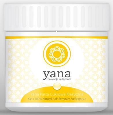 YANA depilation sugar paste (hair removal paste,epilation paste, sugaring wax)
