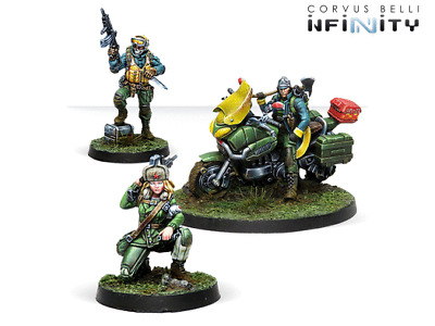 Infinity BNIB Ariadna-Ariadna starter pack 280101 box new