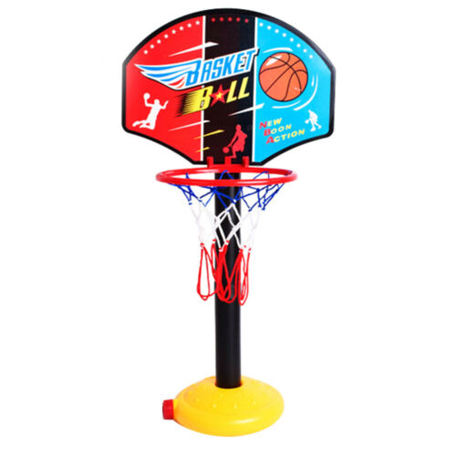 Portable Basketball Toy Set For Kids From 3 Years Old