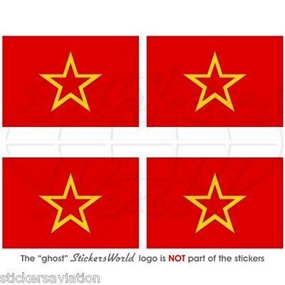 ARMATA ROSSA BANDIERA Forze Armate Sovietiche USSR Russia Adesivi Sticker