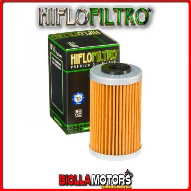 HF655 FILTRO OLIO HUSABERG FX450 Cross Country 2010-2011 450CC HIFLO