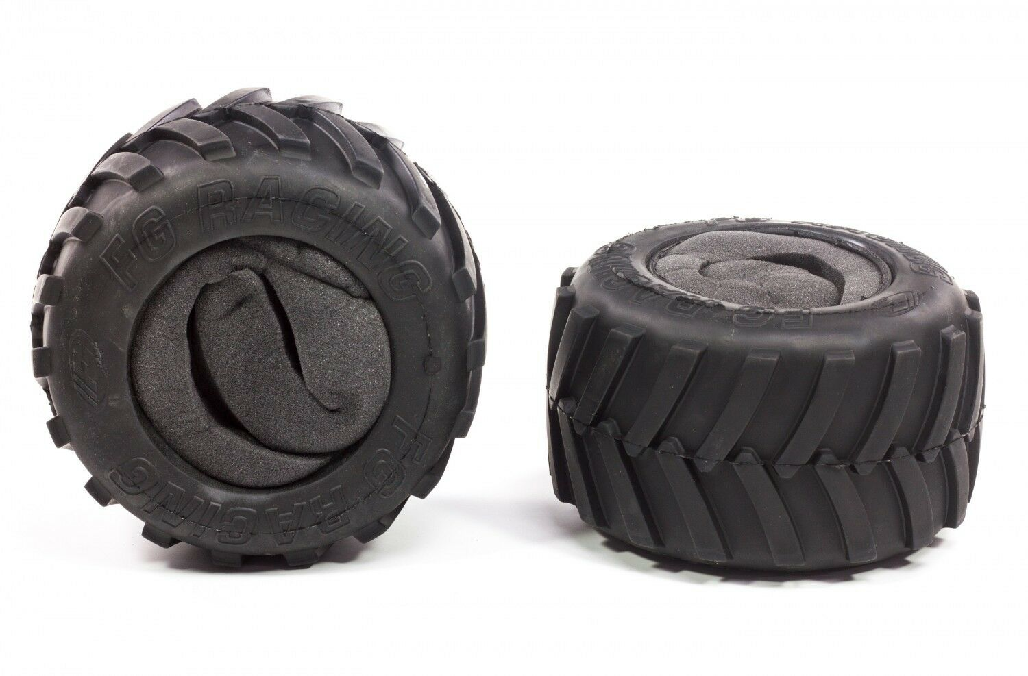 FG BIG-FOOT PNEUMATICI M con depositi - 2st. - 6228 01 - tires with inserts