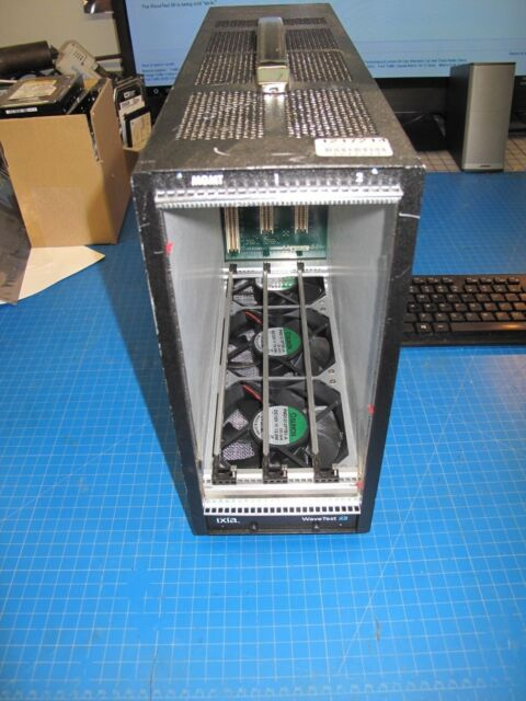 Ixia Wavetest 22 Chassis 870-0192-01 Rev  a