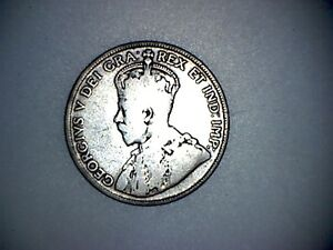1917 Canada 50 Cents - VG
