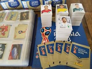 Panini FIFA World Cup Russia 2018 Stickers Pick 10 20 30 40 THOUSANDS AVAILABLE Verzamelingen Verzamelkaarten: sport