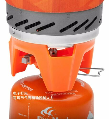 Fire Maple  Compact One-Piece Camping Equipment Propane Gas Stove Burner