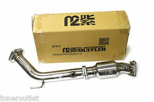 M2-HONDA-CIVIC-2-0-TYPE-R-EP3-EXHAUST-DECAT-PIPE-CHEAT-FRONT-PIPE-2-5-034-Y2845