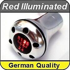 Red Illuminated Gear Shift Knob VW Polo Golf Jetta Scirocco Beetle GTI Corrado