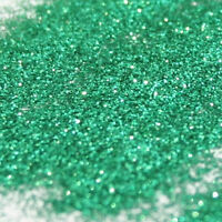 Green Glitter 040 Hex Double Sided (1mm flake) 35g to 1kg bulk Shiny Craft Kids