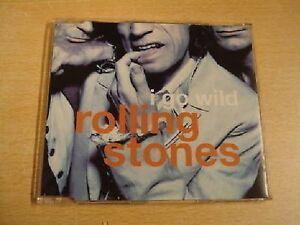 MAXI-SINGLE-CD-ROLLING-STONES-I-GO-WILD
