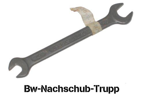 WFR Spanner 8 x 10//8x10 Fork Key Double Spanner Bundeswehr BW