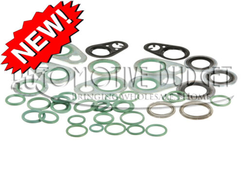 NEW Complete A//C System O-ring /& Gasket Kit for Dodge Trucks