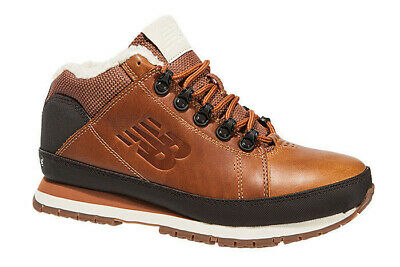 NEW Balance H754 Lined Mens Winter Sneaker Boots Trainers Brown | eBay