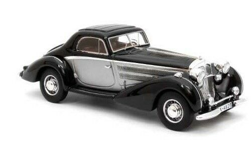 NEO 44820 - Horch 853 silver   black - 1937  1 43