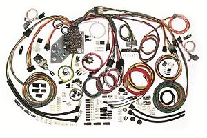 1947 55 chevy truck american autowire classic update wiring harness rh ebay com Chevy S10 Wiring Harness Diagram Chevy Engine Wiring Harness Diagram