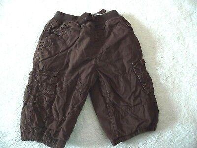 ** Fab Baby Boy Pantaloni-mothercare (3 - 6 Mesi) **- Distintivo Per Le Sue Proprietà Tradizionali