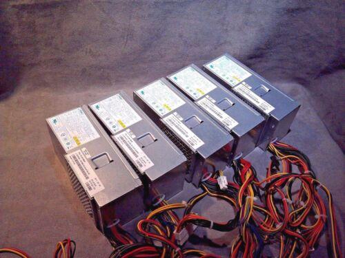LOT of 5 Lenovo ThinkCentre M71 M81 M91 AcBel LiteOn 240W Power Supply   54Y8846