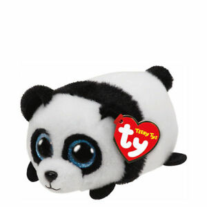 "TY Beanie Boos Teeny Tys 4/"" PEEWEE Hamster Stackable Plush Stuffed Animal Toy"