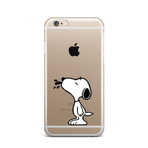 Snoopy Dog Silicone Case For Apple Iphone 6s 7 8 Plus Gel Cover Iphone Xs Max Xr Ebay