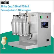 Automatic Shaker Boba Bubble Milk Tea Shaking Machine Double Cup Mixer 110v 220v