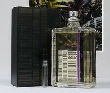 Escentric 01 by Escentric Molecules Sample ..Eau de Parfum, Cult Scent, Molecule