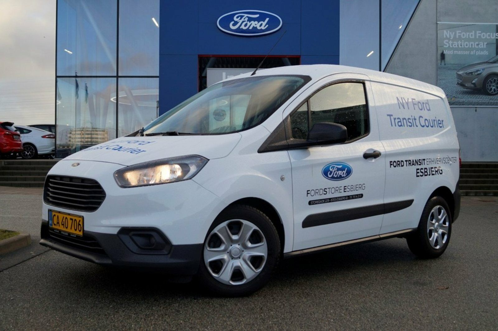 Ford Transit Courier 1,5 TDCi 100 Trend Van