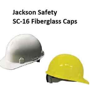 Kimberly-Clark-Jackson-Safety-SC-16-Fiberglass-High-Heat-Caps-COLORS-NEW