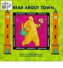 Bear About Town by Stella Blackstone (Board book, 2001)