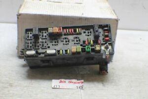2008 chrysler 300 fuse box 2008 2009 2010 chrysler 300 fuse box relay unit 04607457ae module  2008 2009 2010 chrysler 300 fuse box