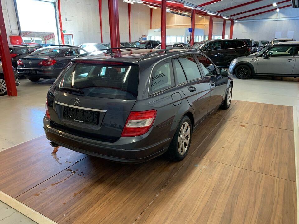 Mercedes C200 2,2 CDi stc. BE Diesel modelår 2011 km 295000