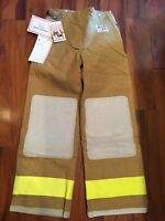 Globe Firefighter Bunker Turnout Pants 28x30 Vintage 1992 W Tags