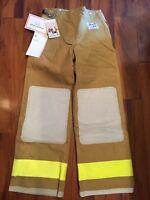 Globe Firefighter Bunker Turnout Pants 28x30 Vintage 1992 W Tags
