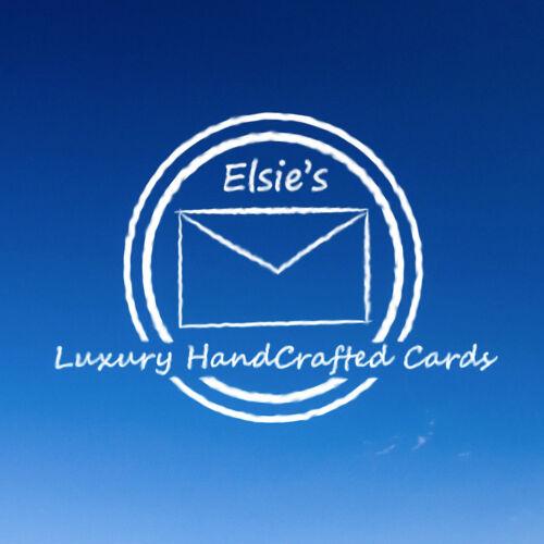 Girl Personalised Christening Card Diamanté Cross Charm Handmade