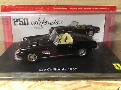 HACHETTE-Ferrari cabriolet 250 California 1//24 1957