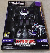 Transformers Titanium Menasor 2007 Comic Con Exclusive Figure (MIOB, Hasbro)