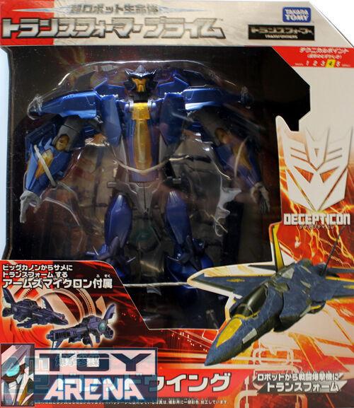 nuevo estilo Transformers Prime AM-22 Dreadwing con Micron Micron Micron Brazos Figura de Acción Rid 45839  la mejor selección de