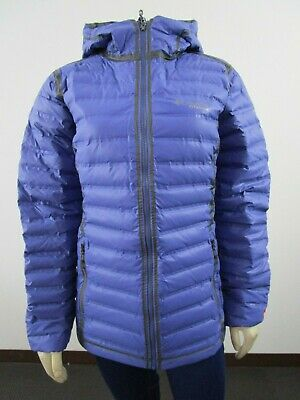 Rust NWT Womens S Columbia Titanium Outdry EX Gold Down Waterproof Jacket