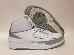 da3d784fc1cb7e Size 9.5 Men s Air Jordan 2 Retro YELLOWING 385475 101 Preowned 9 10 ...